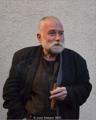 Verleihung Deutscher Jazzpreis an Peter Brötzmann