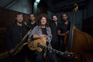 Pat Metheny, guitar - Chris Potter, saxophone - Ben Williams, bass - Antonio Sanchez, drums - Giulio Carmassi, keys