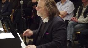 THE ART OF PIANO I: Richie Beirach/Gregor Hübner/George Mraz/Patrick Manzecchi (Pfalzkeller)