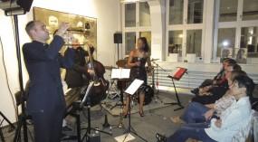 Alexia Gardner & offbeat Trio plus Special Guests (TarTar)