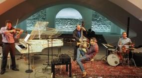 GREGOR HUEBNER TRIO feat. PAOLO FRESU live im Pfalzkeller, St.Gallen 2014