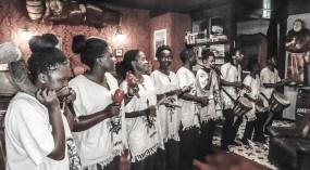 Namib Marimbas @ Irish Pub St.Gallen
