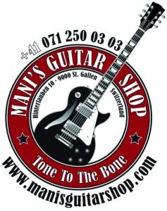 Mani's Guitar Shop