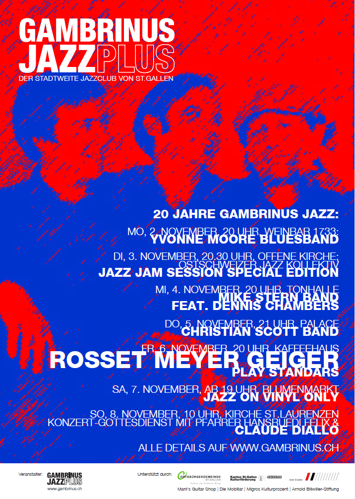 gambrinus jazz plus | Rosset Meyer Geiger