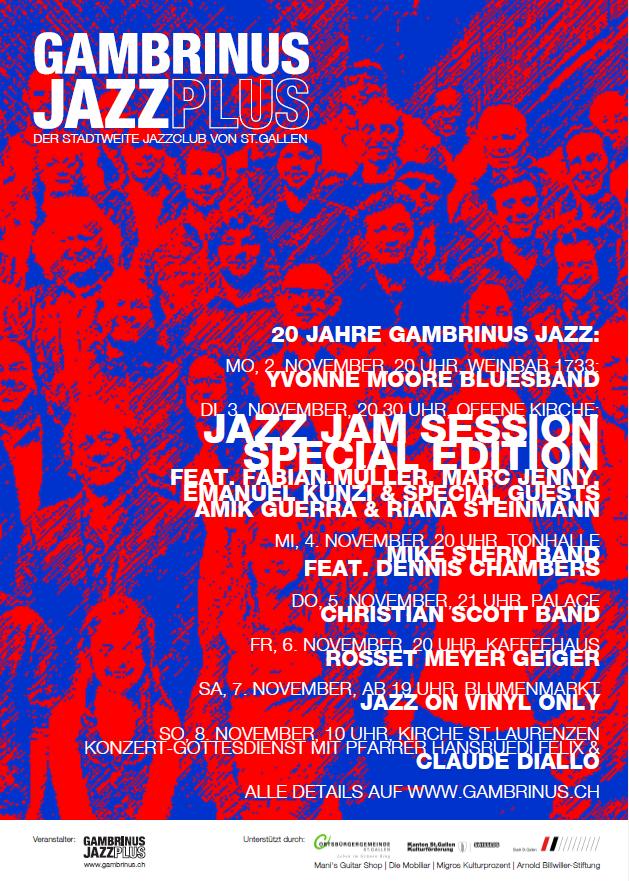 gambrinus jazz plus | Jazz Jam Session Special Edition