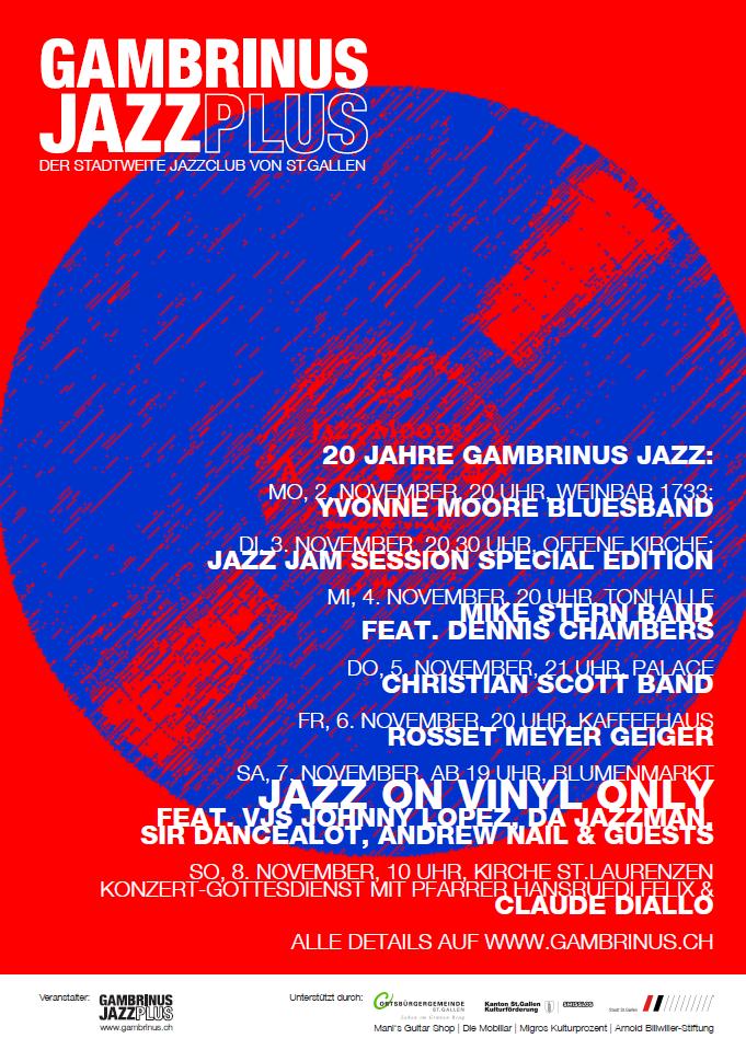 gambrinus jazz plus | Jazz on Vinyl only