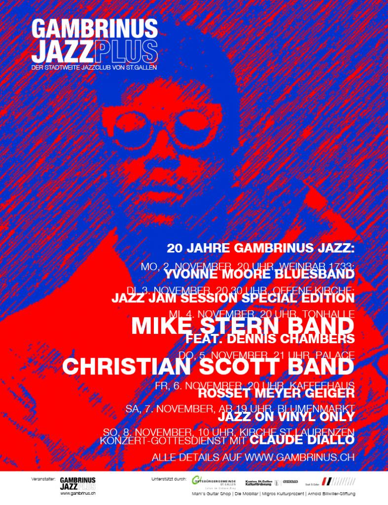 gambrinus jazz plus | 20 Jahre Gambrinus Jazz