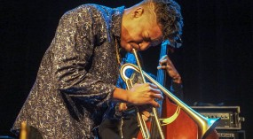 Christian Scott aTunde Adjuah @ Palace St.Gallen 2015