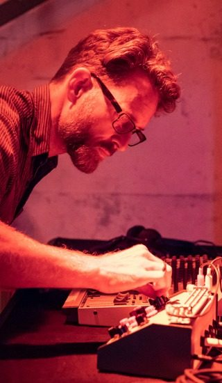 SOEBEN #13 im ExRex:<br>Simon Grab<br>& Sandro Heule